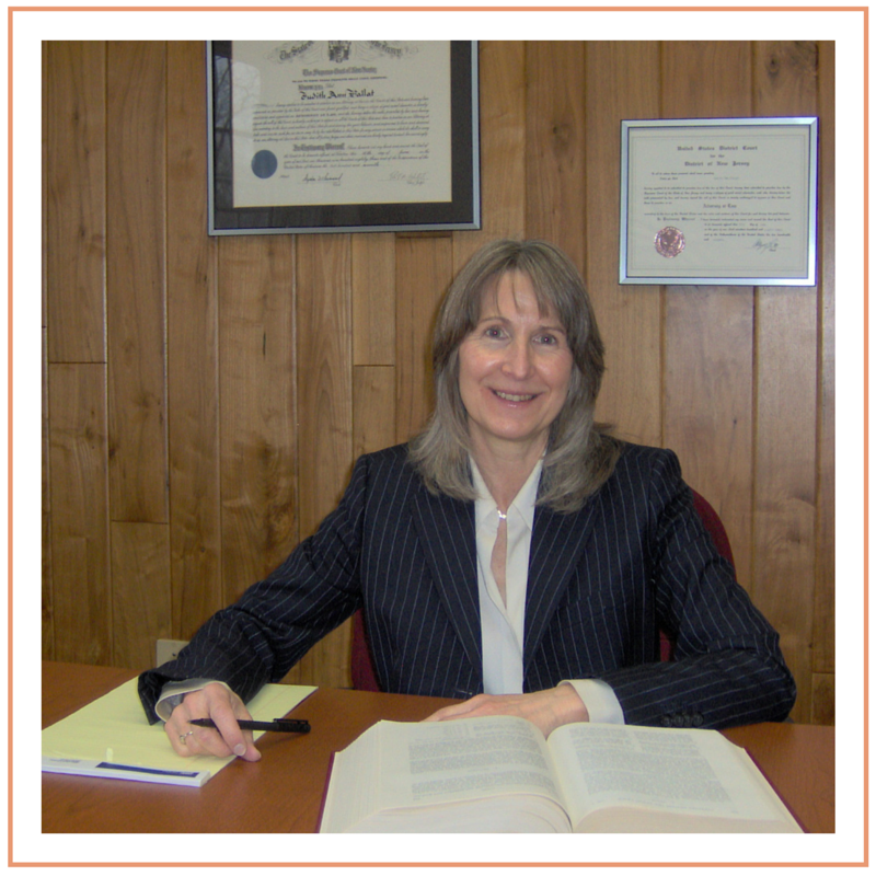 New Jersey Lawyer, Judith A. Fallat, Esq.